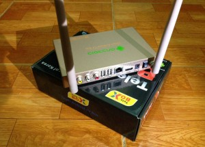 ANDROID BOX TELE T8
