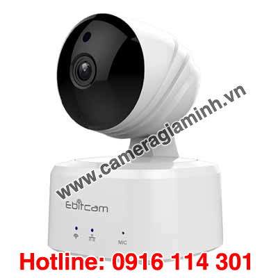 Camera IP Wifi IP Ebitcam E2